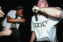 DOUG COOMBE - Eminem.
