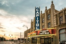 MARK NADER - Capitol Theatre, Flint.