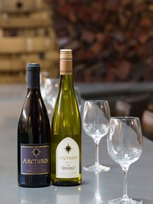 COURTESY PHOTO - Black Star Farms Wine.