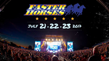 FASTER HORSES FESTIVAL FACEBOOK PAGE