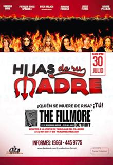 HIJAS DE SU MADRE FACEBOOK EVENT PAGE