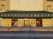 COURTESY OF FACEBOOK - The Bonstelle Theatre