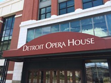 COURTESY OF FACEBOOK - The Detroit Opera House