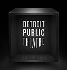 COURTESY OF FACEBOOK - Detroit Public Theatre logo.