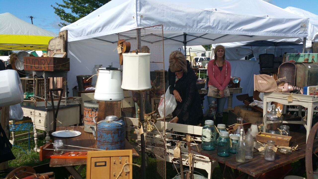 michigan antique festival offers a blast from the past culture detroit metro times