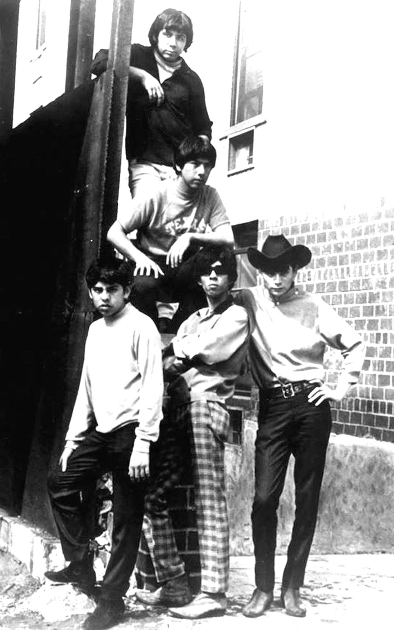 and the mysterians - 736×895