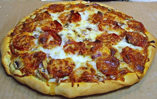 Image result for Enjoy bona fide Italian pizza pies at the Urban Crust
