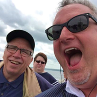 Behold, the selfies of the Mackinac Policy Conference