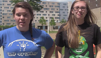 VIDEO: Metro Detroit college students talk about what it's like to go to school in Michigan