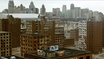 Wasting a freezing-cold evening with 'Brick Mansions' on Netflix