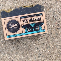 Cellar Door soaps will be featured at the new West Elm shop in Birmingham. - PHOTO VIA CELLAR DOOR