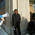 Who's the criminal? Occupy Detroit protesters ask