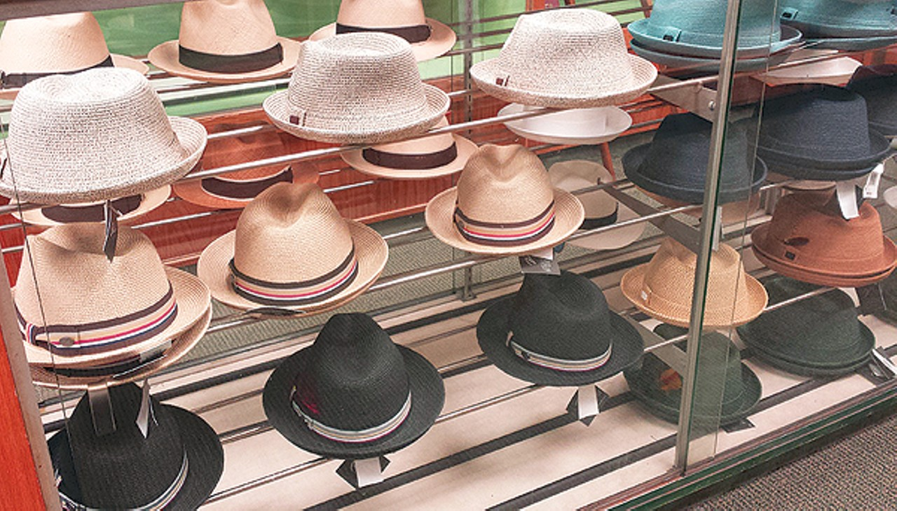You ll be in hat heaven at Detroit s Henry the Hatter  f1778d1caaa