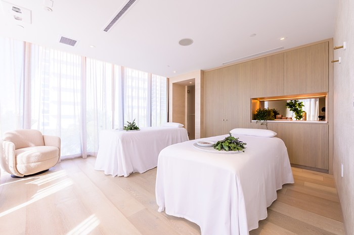 AWAY Spa at W South Beach - PHOTO BY CHRIS CARTER