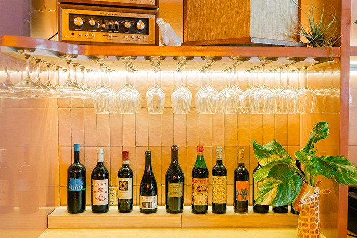 The long-awaited Margot Natural Wine & Aperitivo Bar is now open in downtown Miami. - PHOTO COURTESY OF BAR LAB