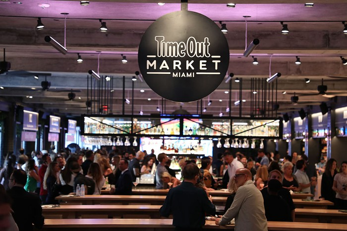 Time Out Market Miami - PHOTO BY WORLDREDEYE.COM