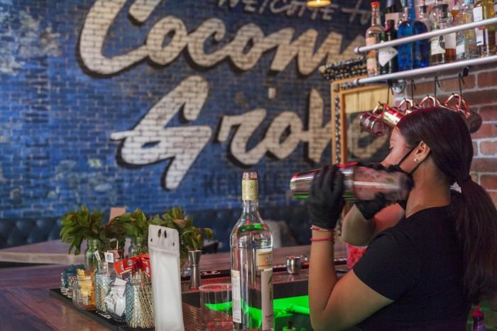 Was zittert bei Kush Coconut Grove?  - FOTO MIT FREUNDLICHKEIT VON KUSH COCONUT GROVE