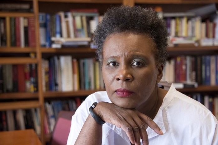 Prize-winning poet and playwright Claudia Rankine will be part of the new GableStage season with The White Card. - PHOTO BY JOHN LUCAS