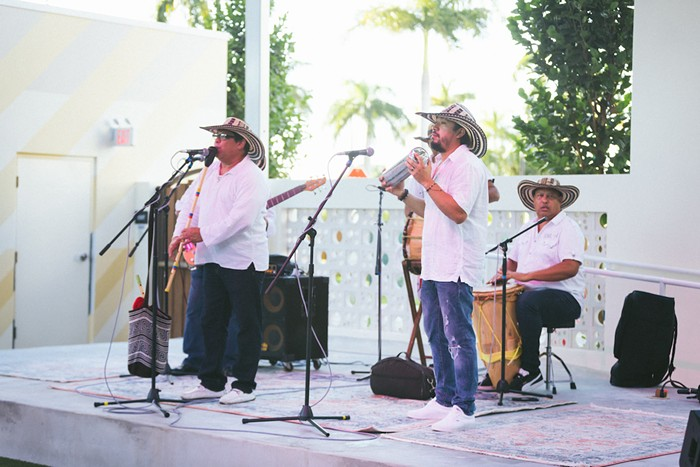 """""""We want to draw people from the rest of Miami who want to experience live music in a beautiful outdoor setting,"""" says Della Heiman Goldkind, CEO of Yard Hospitality. - PHOTO BY @JACKIEBPHOTO"""