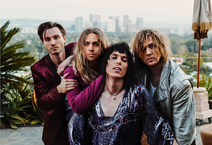 The Struts: See Wednesday - PHOTO BY BETH SARAVO