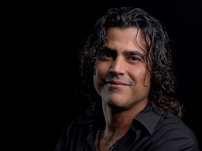 Carlos Miguel Caballero, a Cuban-born actor and theater director, is working on a co-production entitled Sharing Grandmothers. - PHOTO COURTESY OF THE ARTIST
