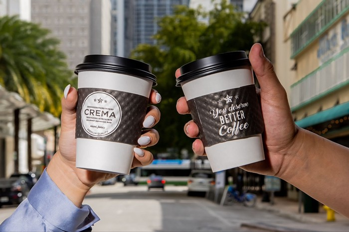 Crema Gourmet opens its Doral eatery today. - PHOTO COURTESY OF CREMA GOURMET