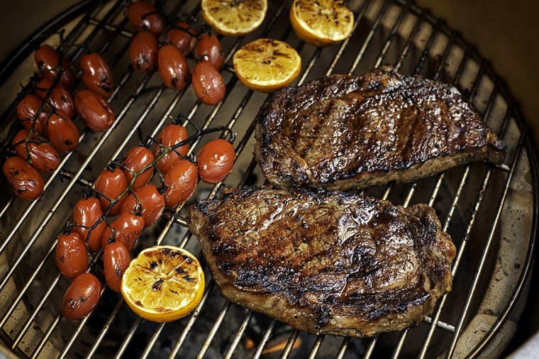 Labor Day grilling - PHOTO COURTESY OF WILD FORK
