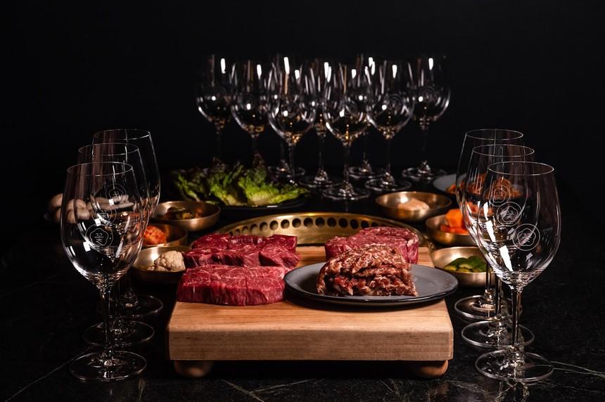 Cote launches a Sunday-evening wine series. - PHOTO COURTESY OF COTE MIAMI
