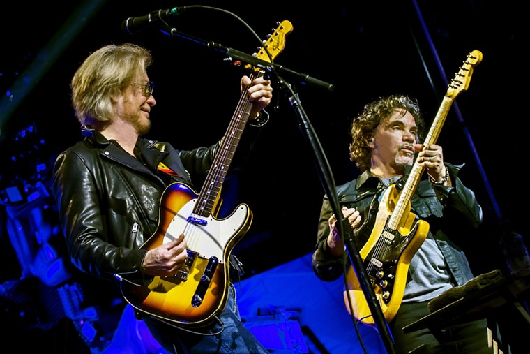 Hall & Oates at Hard Rock Live: See Wednesday - PHOTO BY STUART BERG