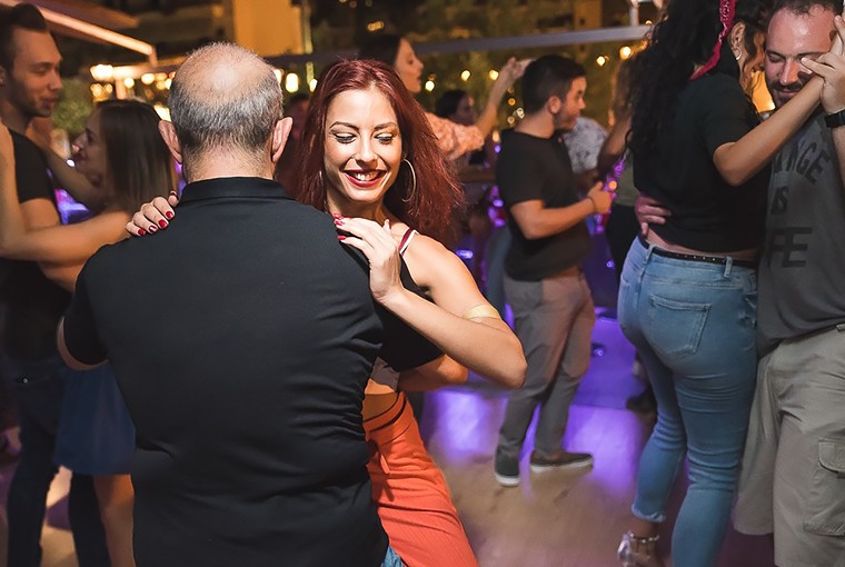 Salsa dancing in Miami - PHOTO COURTESY OF SALSA LOVERS