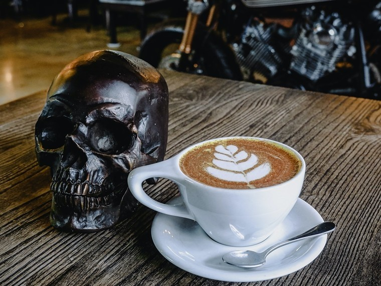 Motorcycle culture meets coffee at Imperial Moto. - PHOTO COURTESY OF IMPERIAL MOTO CAFE