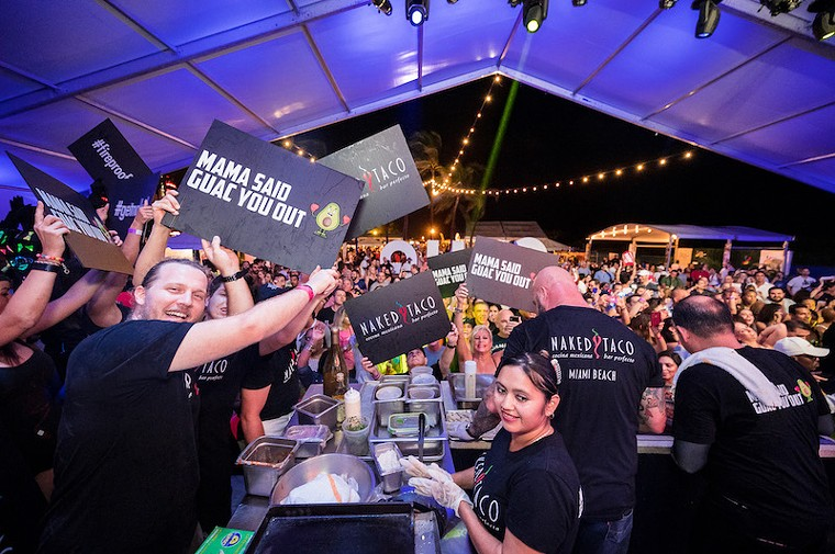 The South Beach Seafood Festival returns with several events.  - PHOTO COURTESY OF LALAN PRODUCTIONS / SUD BEACH SEAFOOD FEST