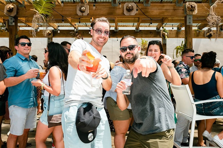 Have fun with your friends at Out to Brunch. - PHOTO COURTESY OF NEW TIMES EVENTS