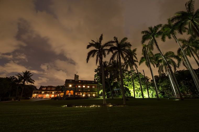 Deering Estate - PHOTO BY RYAN HOLLOWAY/MIAMI DADE COUNTY