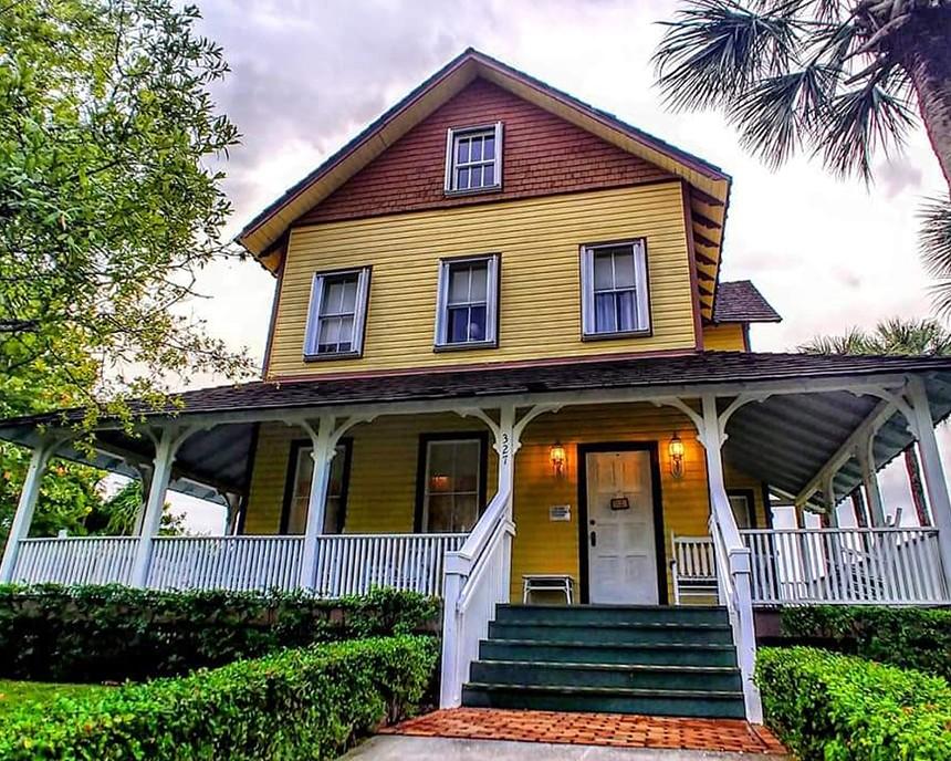 Yesteryear Village - PHOTO COURTESY OF SOUTH FLORIDA FAIRGROUNDS