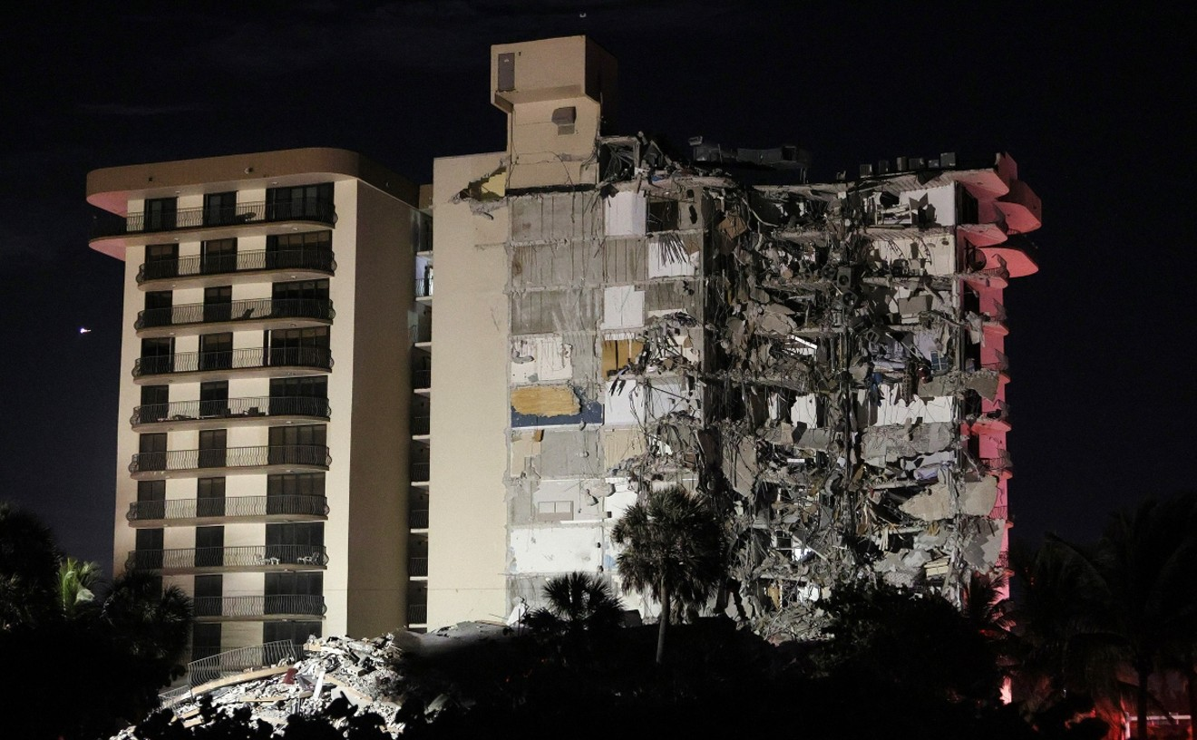 Surfside, Miami-Dade Building Collapse: Death Toll, Rescues, and More    Miami New Times