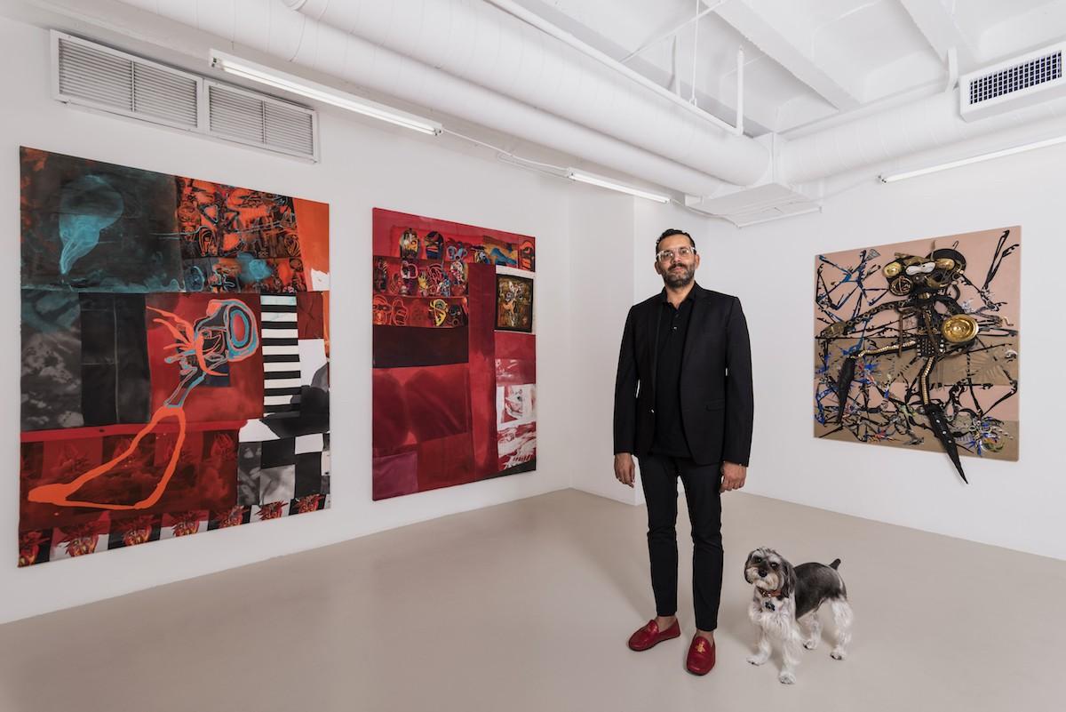 David Castillo opened his gallery in Miami in 2005.