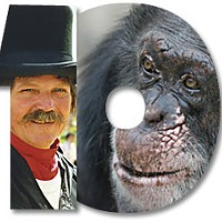 Top Ten Stories of 2007 10. Hobart and Bill, R.I.P. Left, Hobart Brown, photo by Duane Flatmo Right, Bill the Chimp, file photo.