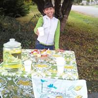 """11-year-old Paloma """"Pomy"""" Herrera-Thomas of McKinleyville."""