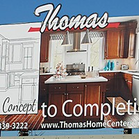 Ugly Billboards 14. Thomas Home Furnishings