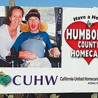Ugly Billboards 20. Humboldt County Homecare