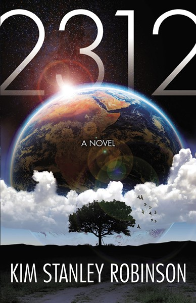 2312: A Novel - BY KIM STANLEY ROBINSON - ORBIT