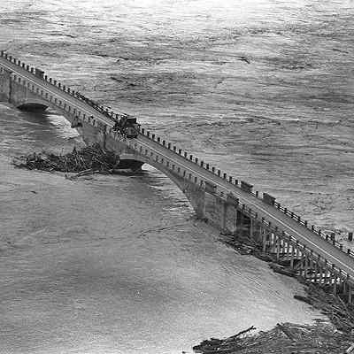 1964 Flood — Eel River