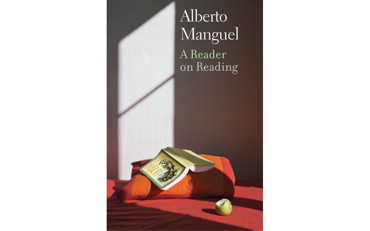 A Reader on Reading - BY ALBERTO MANGUEL - YALE UNIVERSITY PRESS