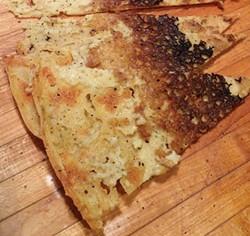 PHOTO BY JADA CALYPSO BROTMAN - A slice of crispy, hot heaven.
