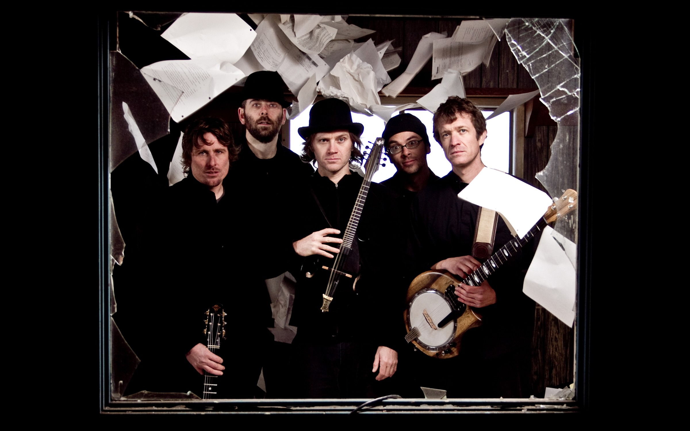 Absynth Quintet - PHOTO BY TERRENCE MCNALLY - ARCATAPHOTO.COM