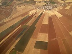 Agricultural way of life: fields near Diyakbur, Turkey. Photo by Barry Evans