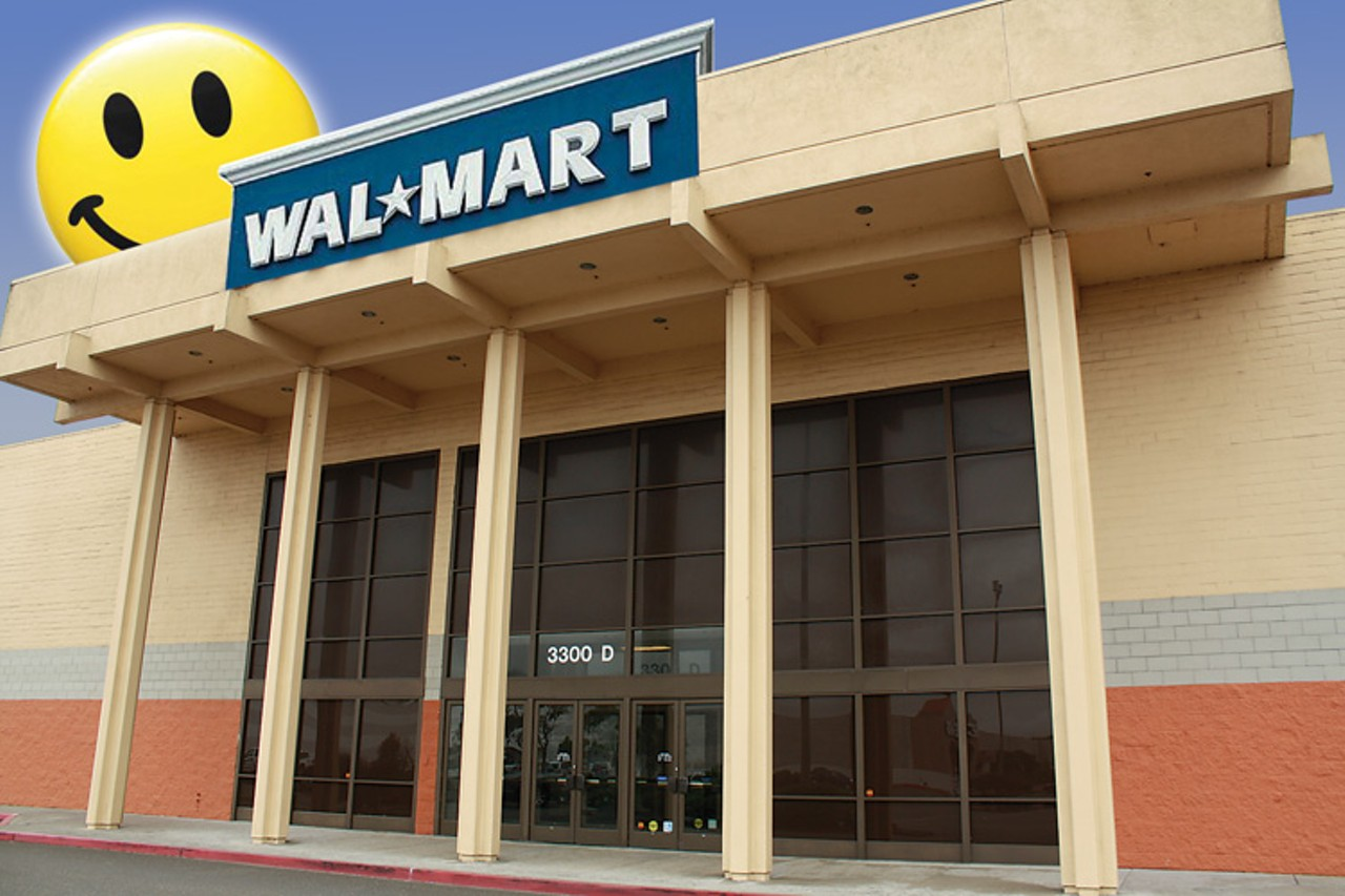 Touchdown Wal-Mart | News | North Coast Journal