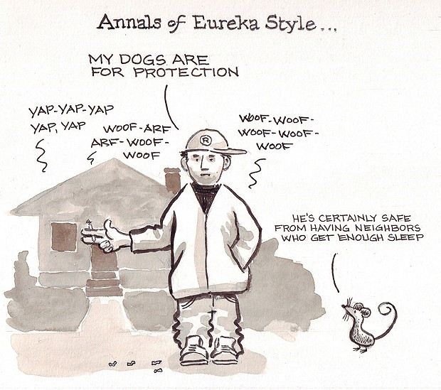 Annals of Eureka Style