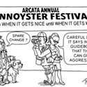 Arcata Annual Annoyster Festival
